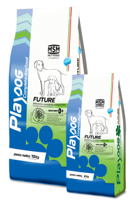 MSM Pet Food Play Dog Future